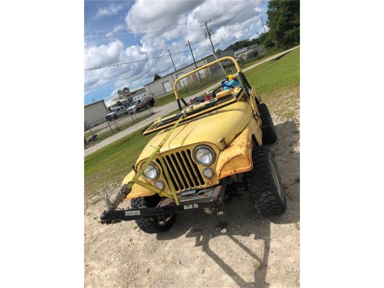 1976 Jeep CJ5 (CC-1206699) for sale in Cadillac, Michigan