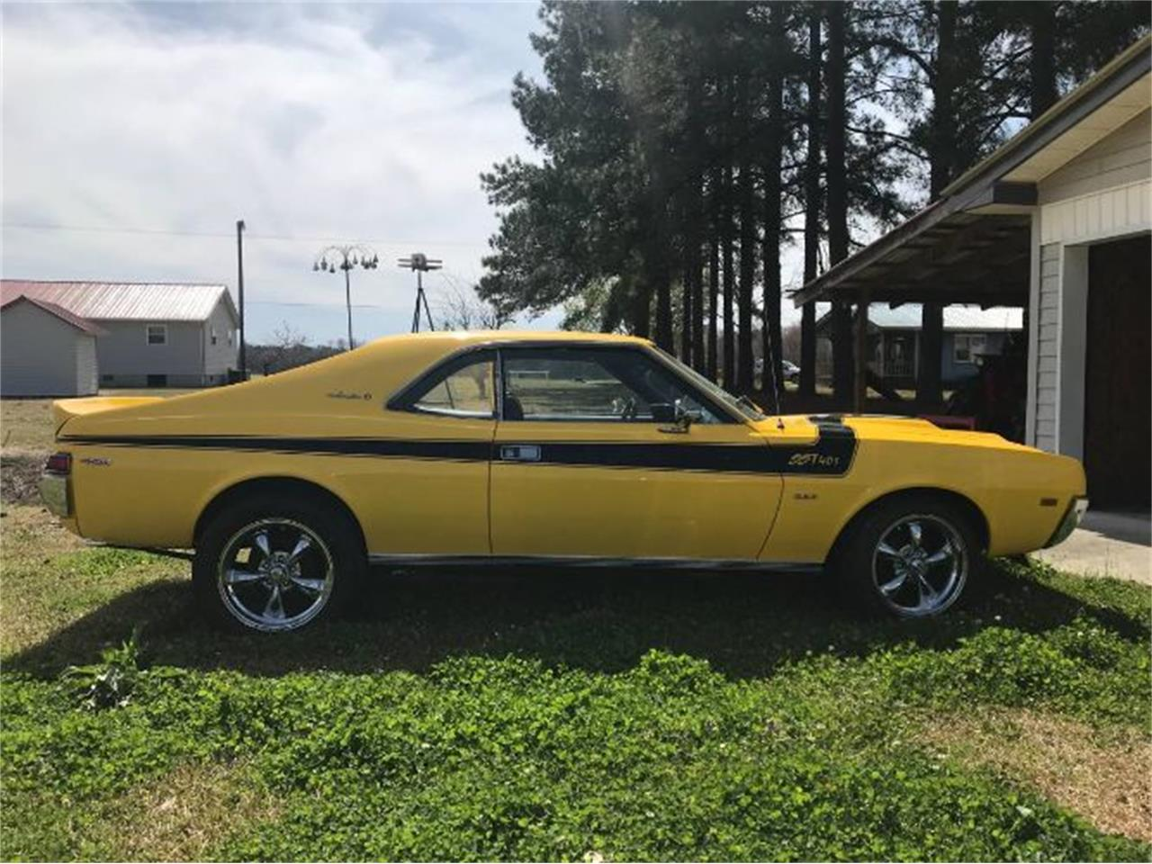 1969 AMC Javelin (CC-1206703) for sale in Cadillac, Michigan