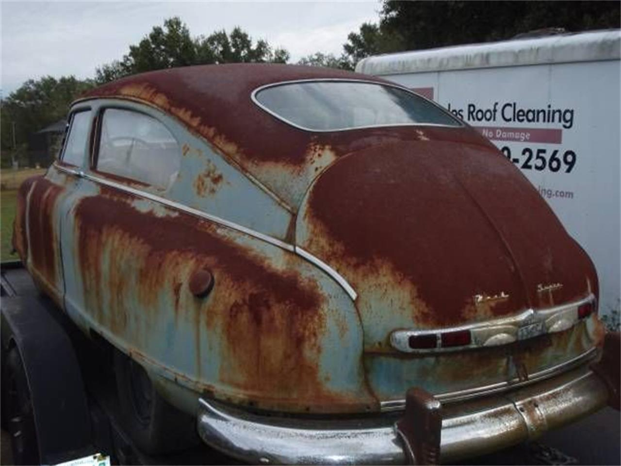1949 Nash 600 (CC-1200671) for sale in Cadillac, Michigan