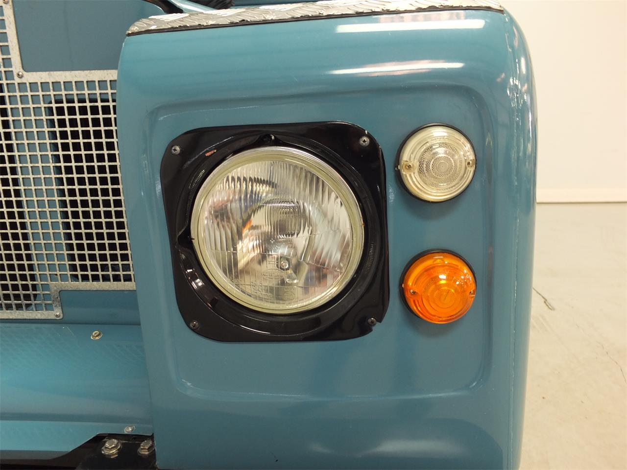 1969 Land Rover Series IIA (CC-1206738) for sale in Yorktown, Virginia
