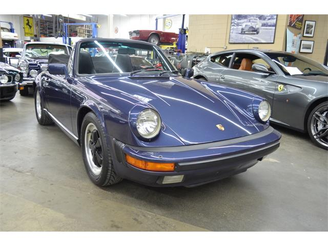 1986 Porsche 911 Carrera (CC-1206742) for sale in Huntington Station, New York