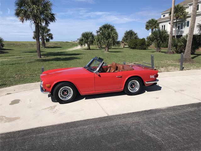 1971 Triumph TR6 (CC-1206745) for sale in Johns Island, South Carolina