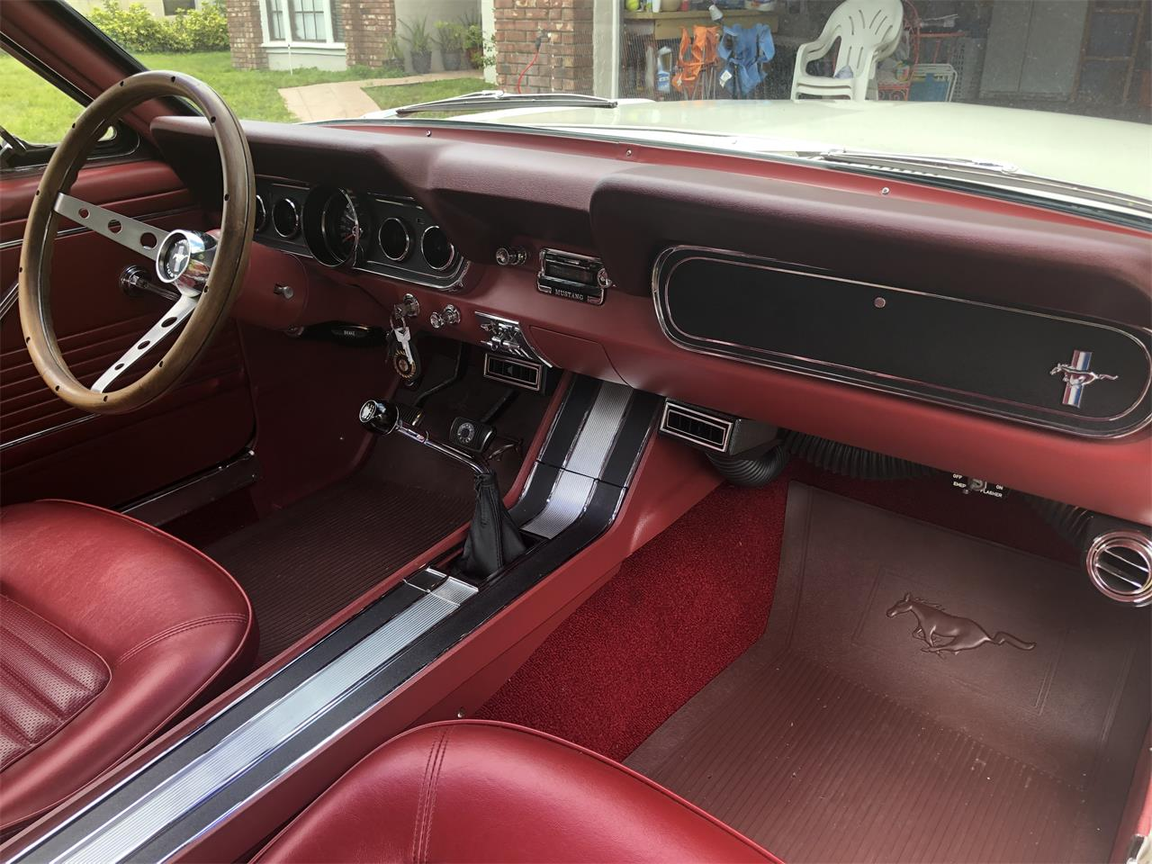 1966 Ford Mustang (CC-1206762) for sale in Charlotte , North Carolina