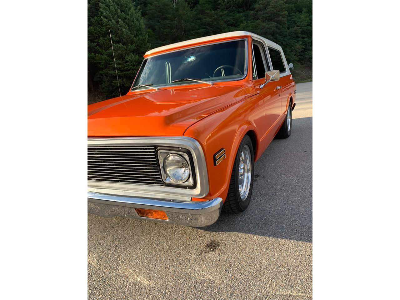 1972 Chevrolet Blazer (CC-1206765) for sale in Vancouver , British Columbia