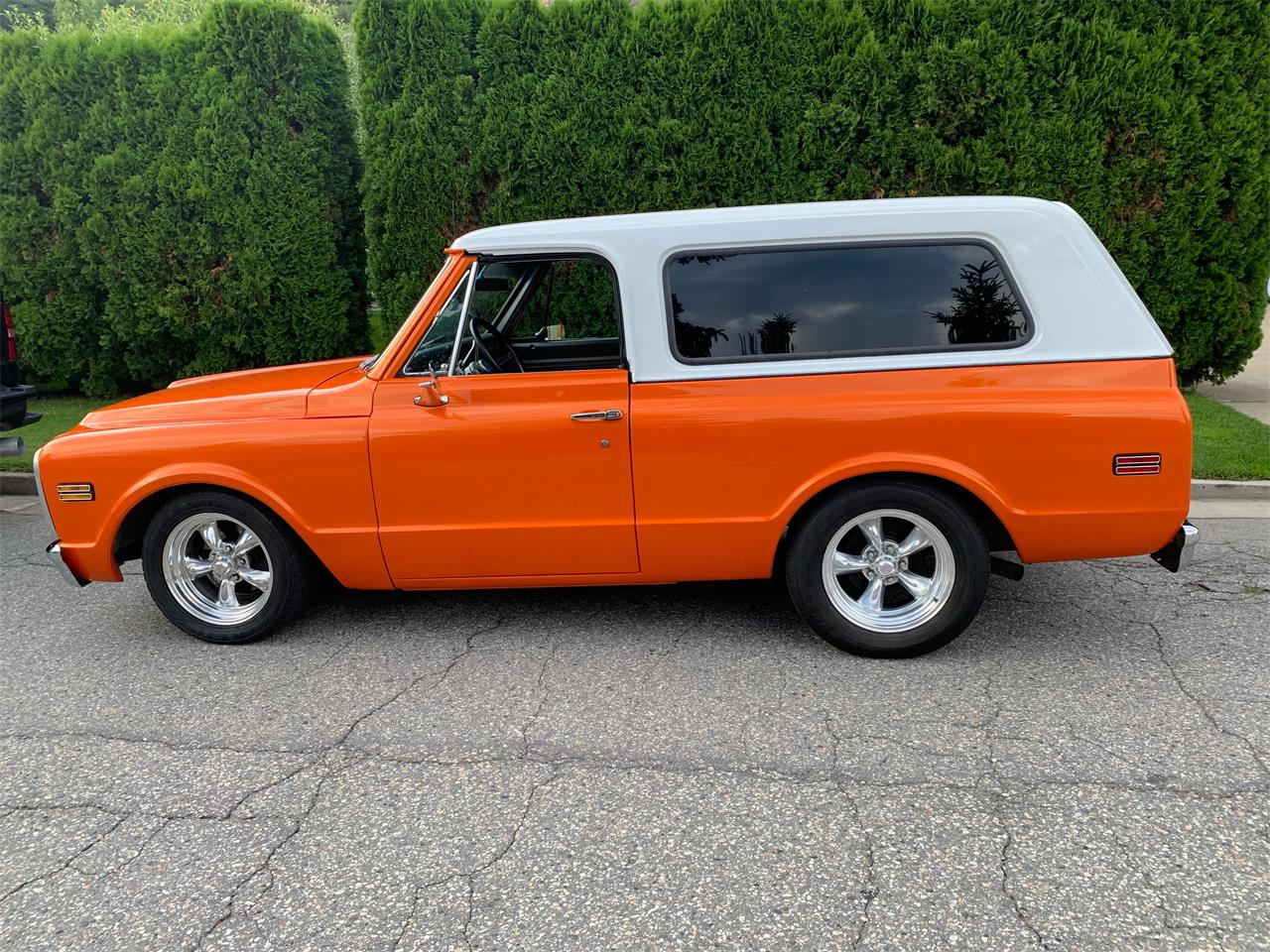 1972 Chevrolet Blazer (CC-1206765) for sale in Vancouver , British Columbia