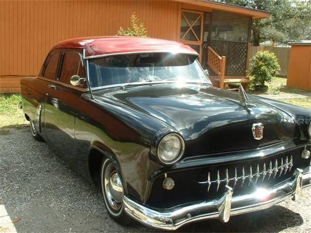1952 Ford Customline (CC-1200677) for sale in Cadillac, Michigan
