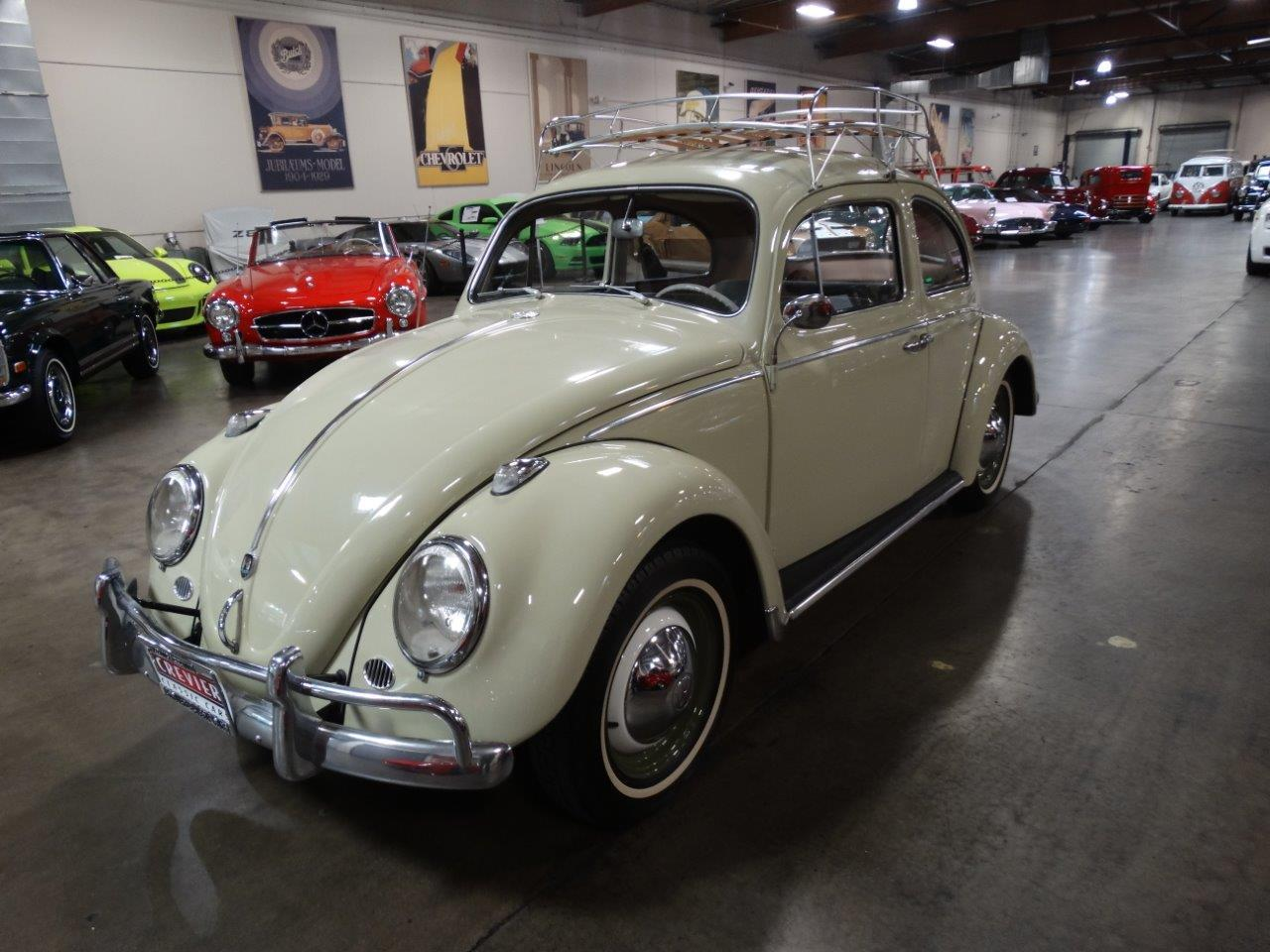1960 Volkswagen Beetle (CC-1206781) for sale in Costa Mesa, California