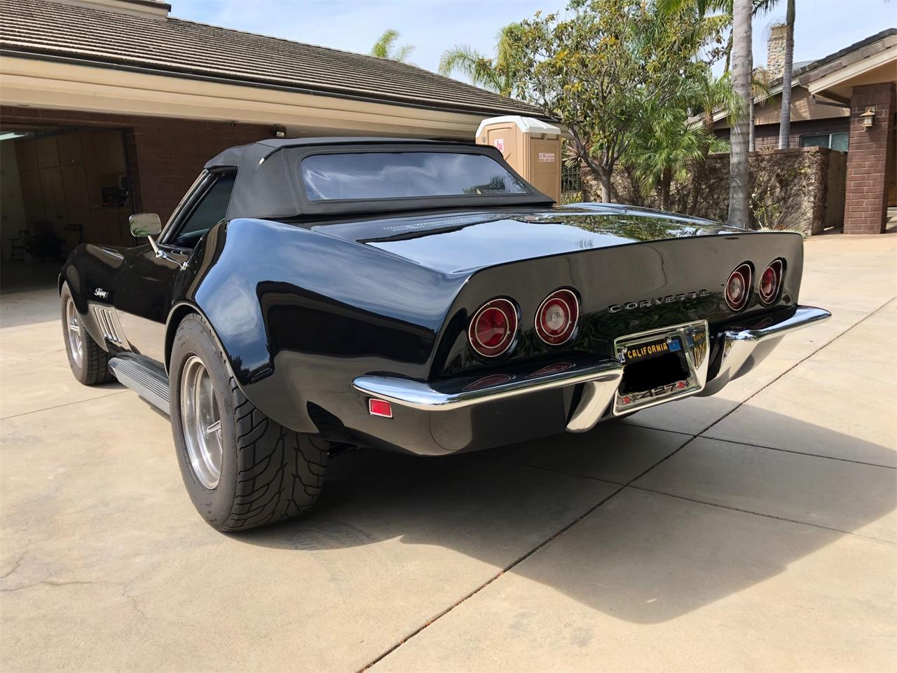 1968 Chevrolet Corvette (CC-1206783) for sale in Orange, California