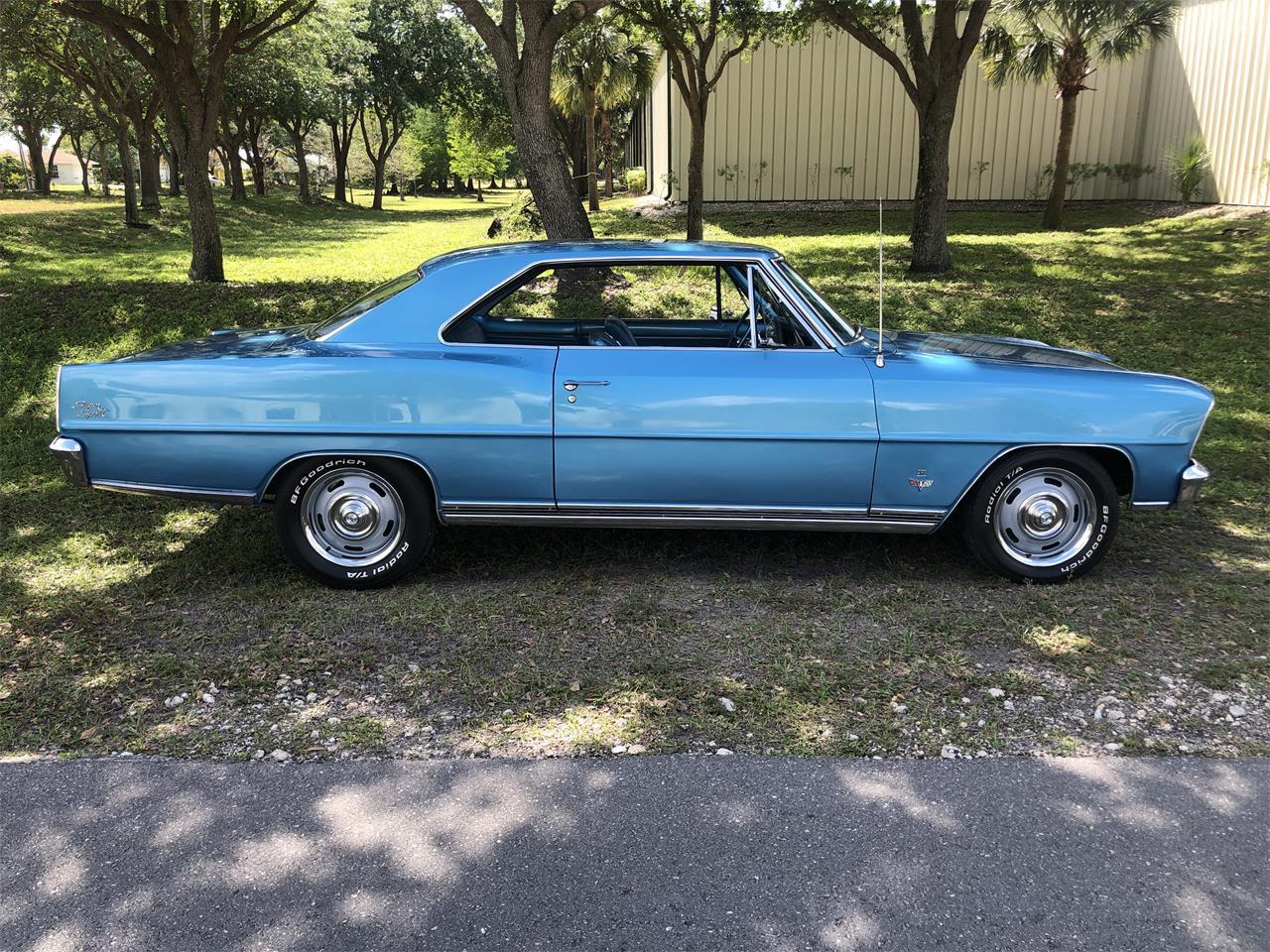 1966 Chevrolet Nova SS (CC-1206787) for sale in Cape Coral, Florida
