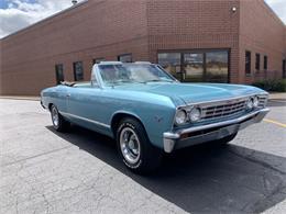 1967 Chevrolet Chevelle (CC-1206789) for sale in Geneva , Illinois