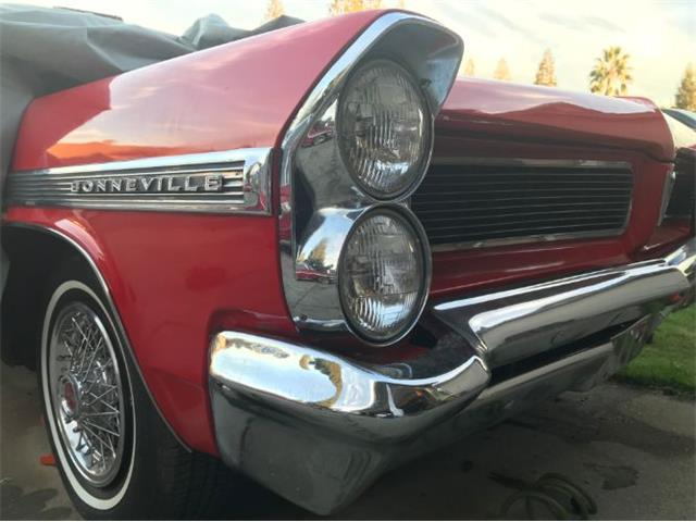 1963 Pontiac Bonneville (CC-1200684) for sale in Cadillac, Michigan