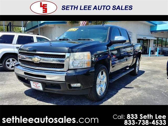 2010 Chevrolet Silverado (CC-1206856) for sale in Tavares, Florida