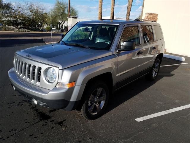 2016 Jeep Patriot (CC-1200692) for sale in Tempe, Arizona