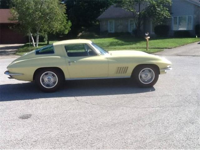 1967 Chevrolet Corvette (CC-1206944) for sale in Cadillac, Michigan