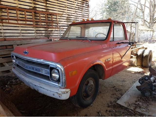1970 Chevrolet C/K 30 (CC-1206948) for sale in Cadillac, Michigan