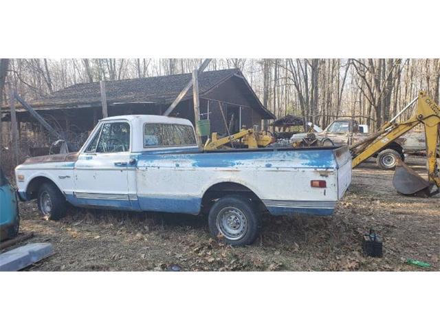 1972 Chevrolet C10 (CC-1206953) for sale in Cadillac, Michigan