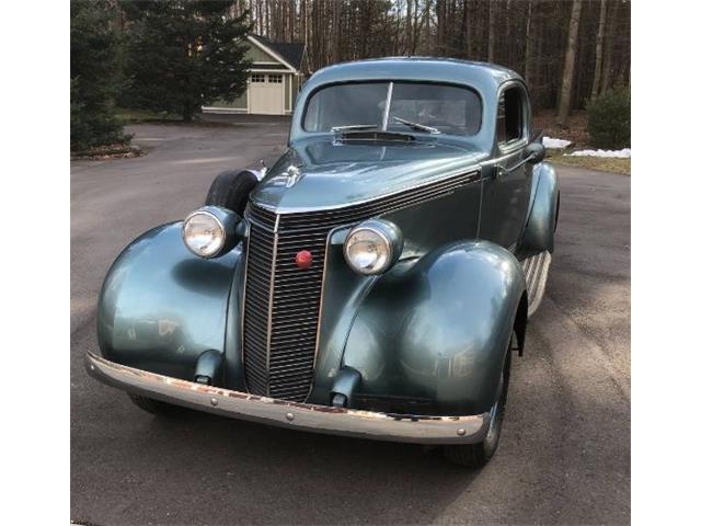 1937 Studebaker Pickup (CC-1206956) for sale in Cadillac, Michigan