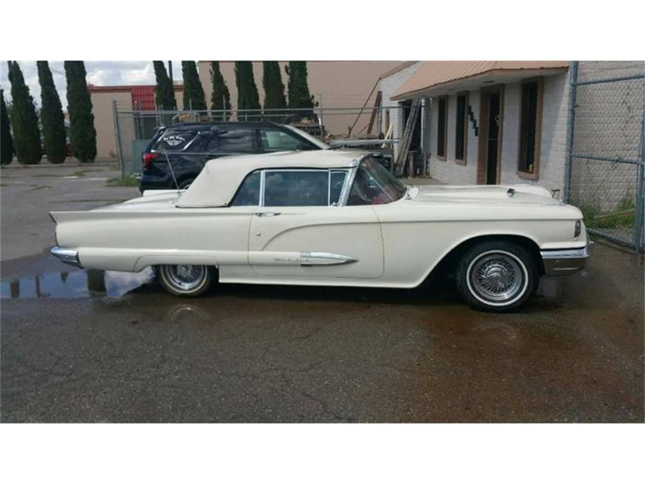 1959 Ford Thunderbird (CC-1206958) for sale in Cadillac, Michigan