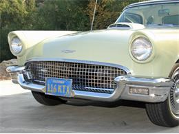 1957 Ford Thunderbird (CC-1206959) for sale in Cadillac, Michigan
