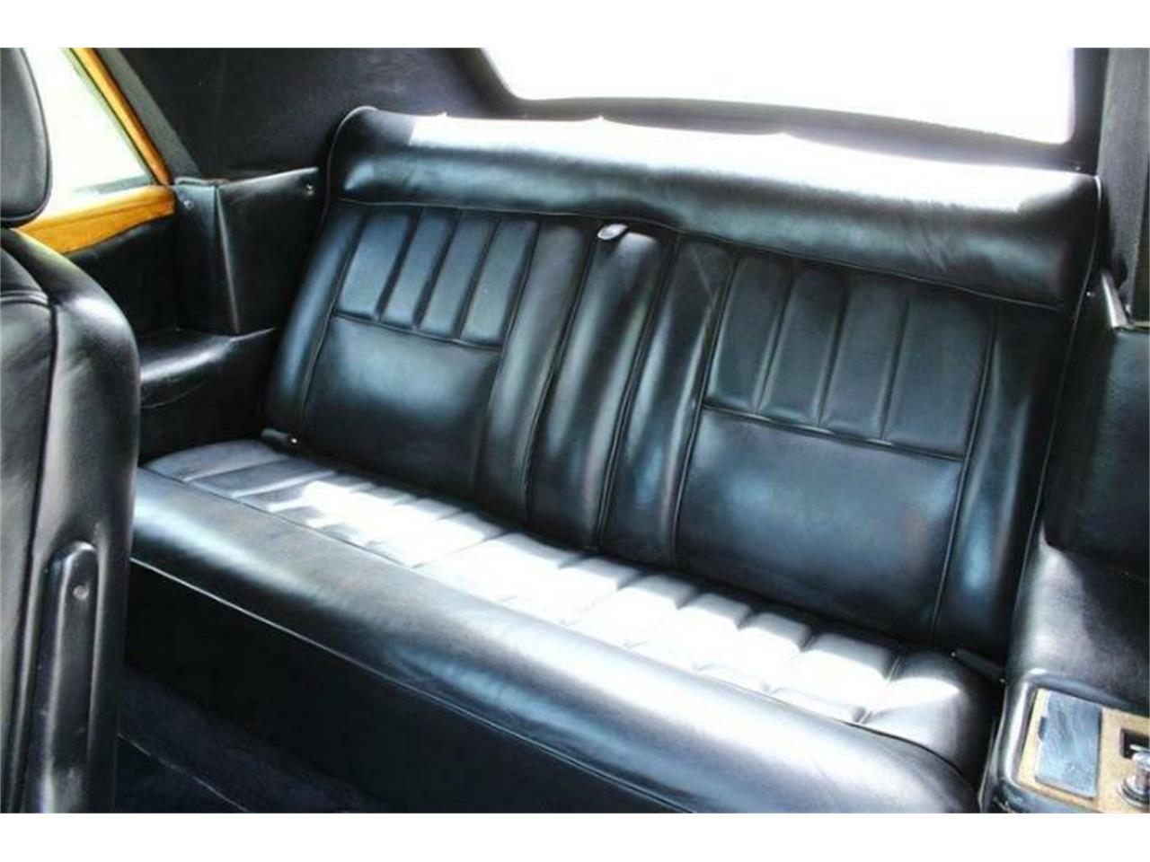 1971 Rolls-Royce Corniche (CC-1206964) for sale in Cadillac, Michigan