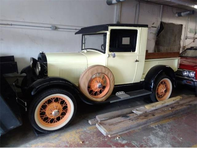 1929 Ford Model A (CC-1206966) for sale in Cadillac, Michigan