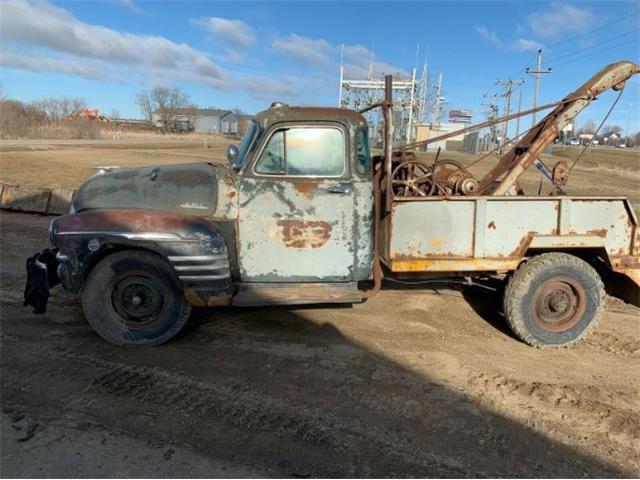 1954 GMC Pickup (CC-1206968) for sale in Cadillac, Michigan