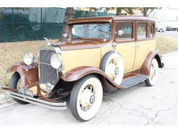 1931 Chevrolet Sedan (CC-1206969) for sale in Cadillac, Michigan