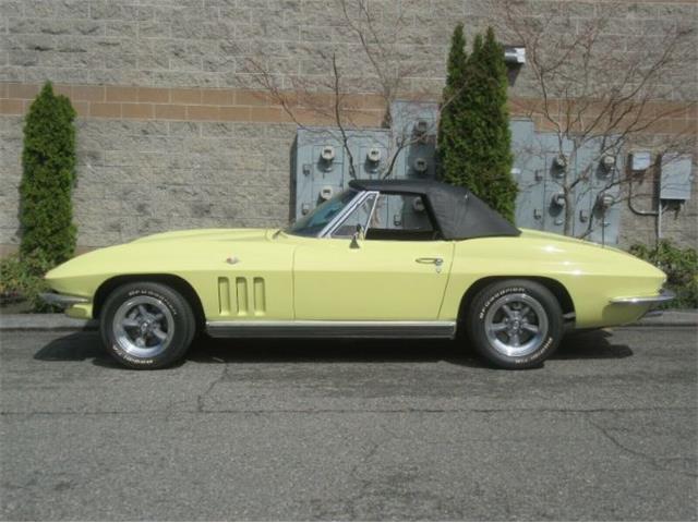 1966 Chevrolet Corvette (CC-1206973) for sale in Cadillac, Michigan