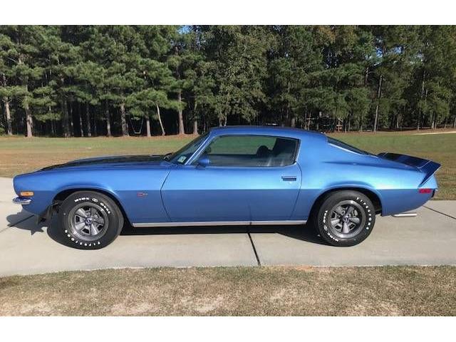 1973 Chevrolet Camaro (CC-1206979) for sale in Cadillac, Michigan