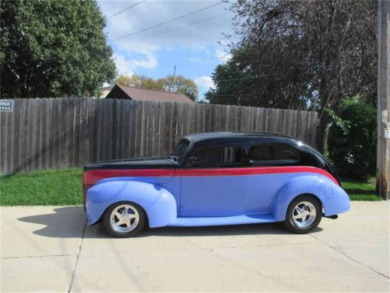 1940 Ford Sedan (CC-1206984) for sale in Cadillac, Michigan