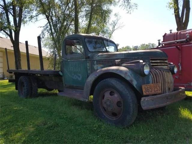 1946 Chevrolet Rat Rod (CC-1206987) for sale in Cadillac, Michigan