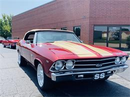 1969 Chevrolet Chevelle (CC-1207005) for sale in Geneva, Illinois