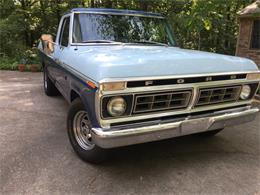 1976 Ford F100 (CC-1207006) for sale in Birmingham , Alabama
