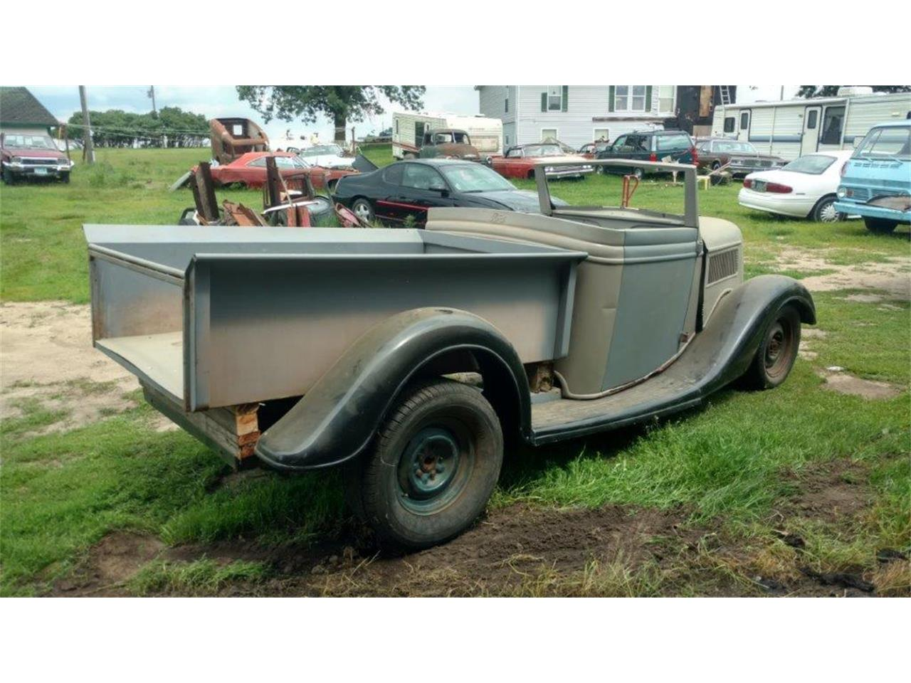 1937 Ford Pickup (CC-1207007) for sale in Parkers Prairie, Minnesota
