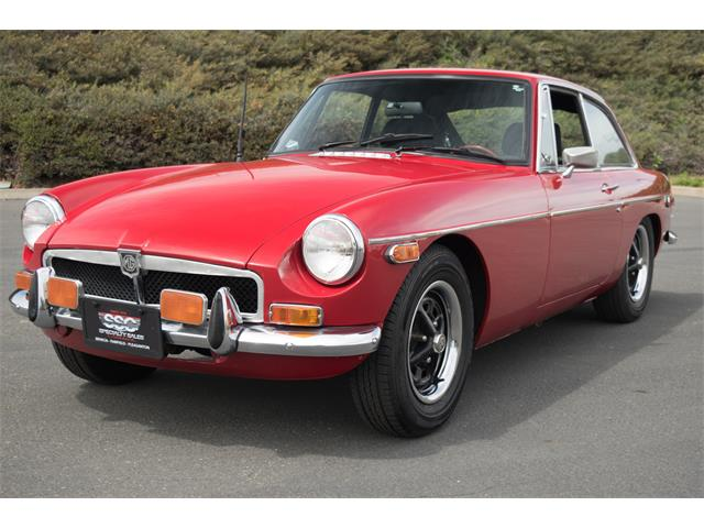 1974 MG MGB (CC-1207046) for sale in Fairfield, California