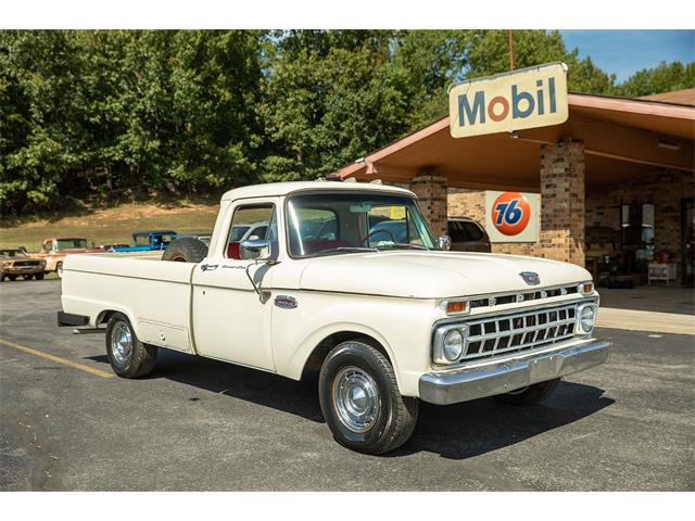 1965 Ford F100 (CC-1200707) for sale in DONGOLA, Illinois