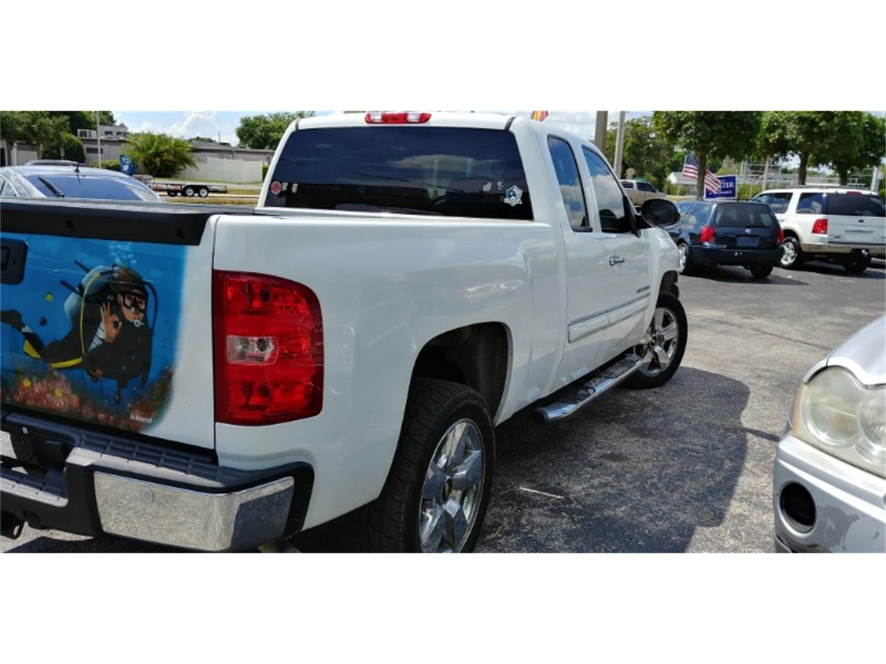 2011 Chevrolet Silverado (CC-1207087) for sale in Tavares, Florida