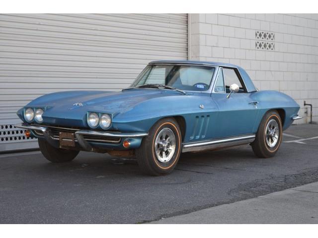 1965 Chevrolet Corvette (CC-1207096) for sale in San Jose, California
