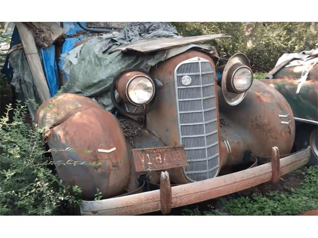 1936 LaSalle 50 (CC-1207157) for sale in Midlothian, Texas