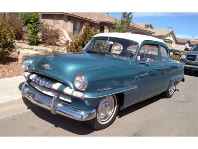 1953 Plymouth Cambridge (CC-1207193) for sale in Cadillac, Michigan