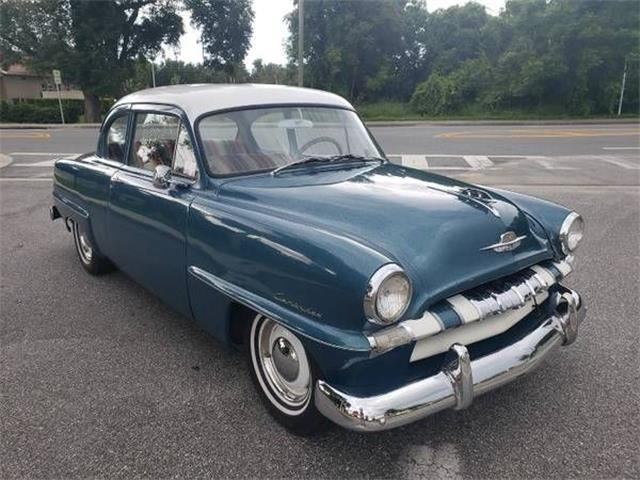 1953 Plymouth Cambridge (CC-1207193) for sale in Cadillac, Michigan