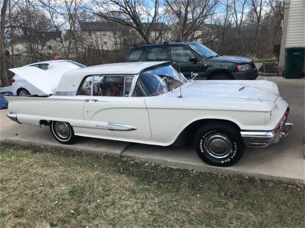 1959 Ford Thunderbird (CC-1207194) for sale in Cadillac, Michigan