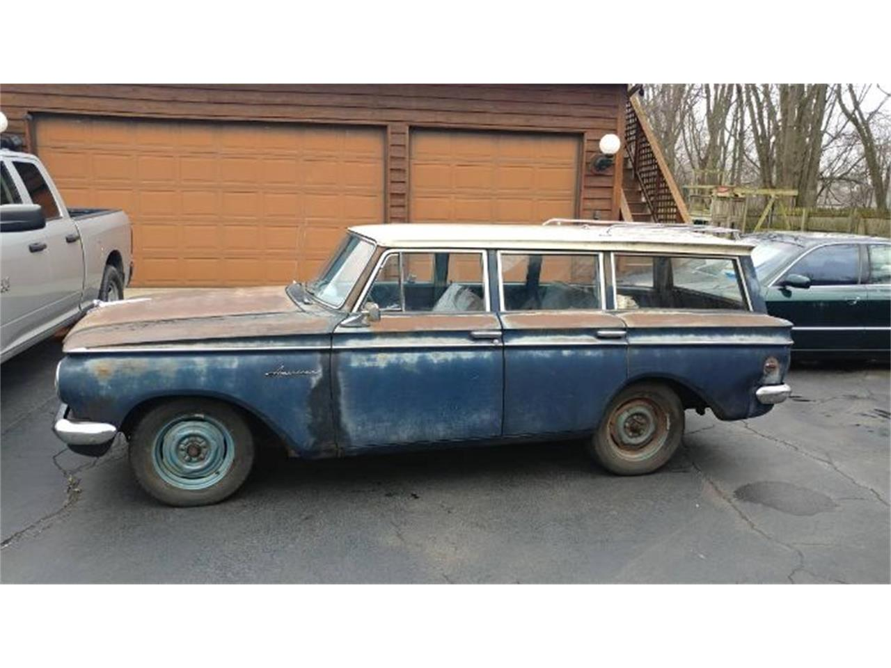 1962 AMC Rambler (CC-1207197) for sale in Cadillac, Michigan