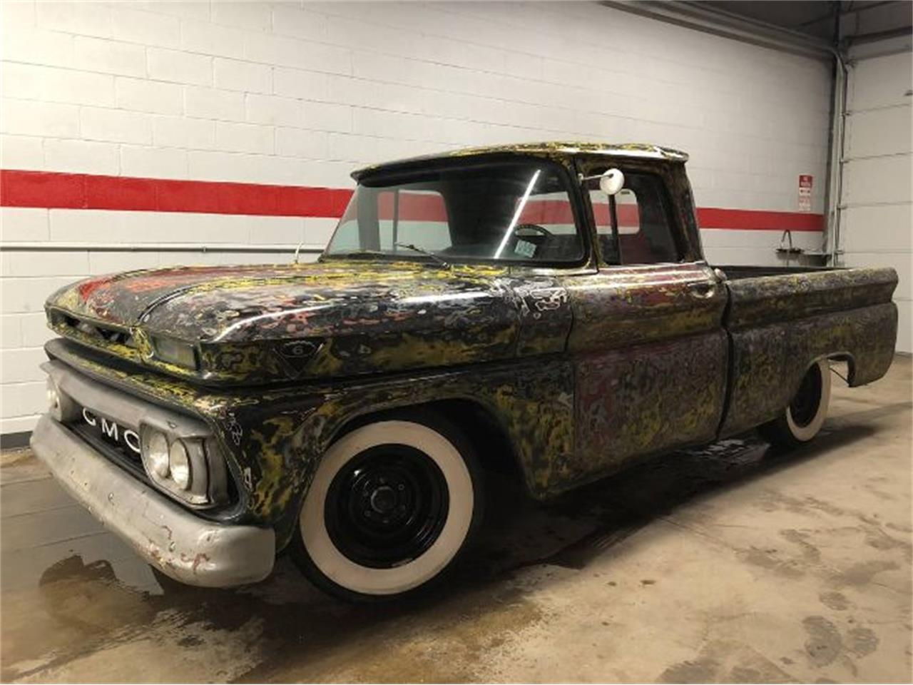 1962 GMC Pickup (CC-1207198) for sale in Cadillac, Michigan