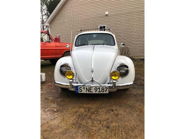 1963 Volkswagen Beetle (CC-1207207) for sale in Cadillac, Michigan