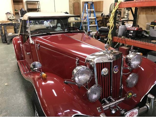 1952 MG TD (CC-1207209) for sale in Cadillac, Michigan
