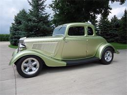 1934 Ford 5-Window Coupe (CC-1200721) for sale in Stone Lake, Wisconsin