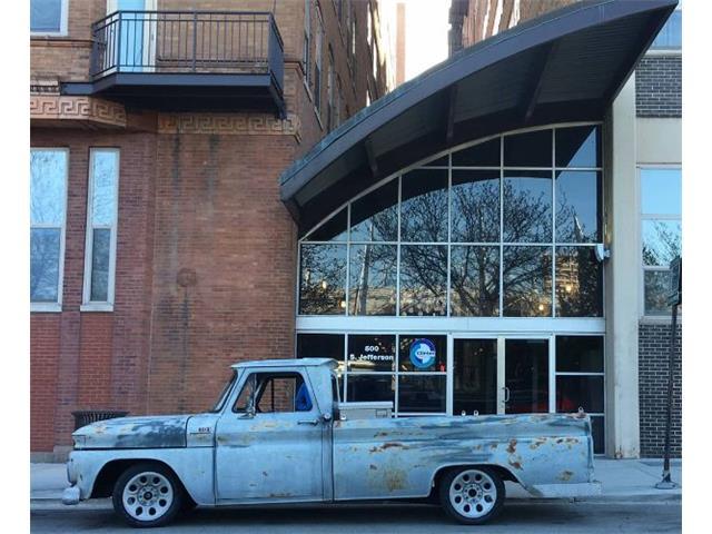 1965 Chevrolet S10 (CC-1207216) for sale in Cadillac, Michigan
