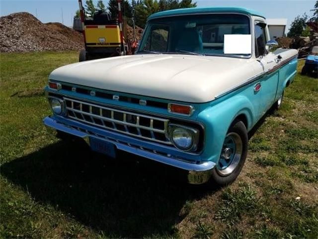 1965 Ford F100 (CC-1207223) for sale in Cadillac, Michigan