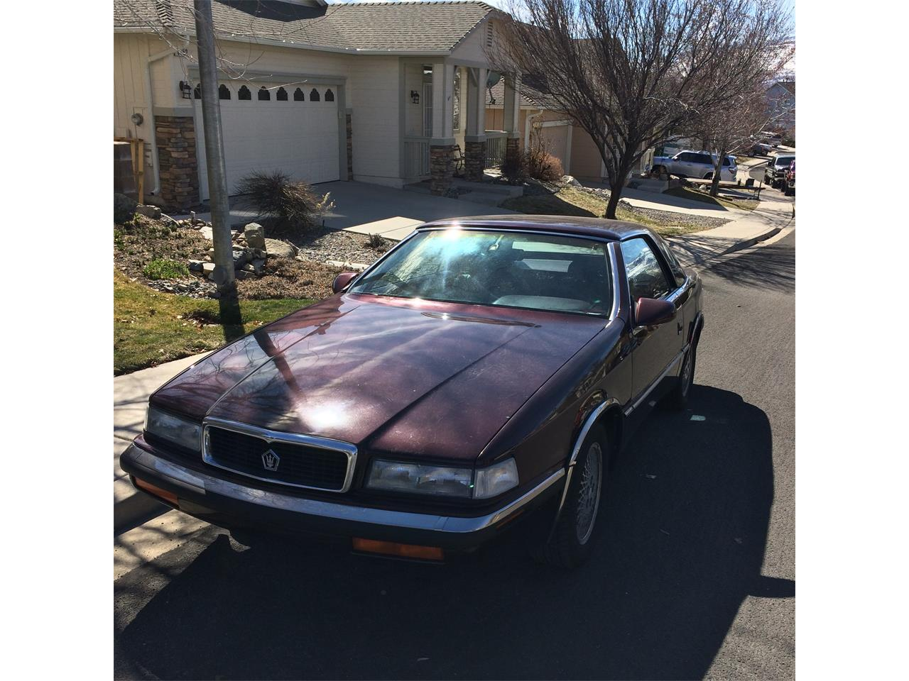 1989 Chrysler TC by Maserati (CC-1200724) for sale in Las Vegas, Nevada